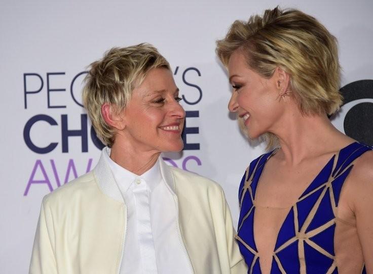 Ellen De Generes e Portia de Rossi (Foto: Divulgação)