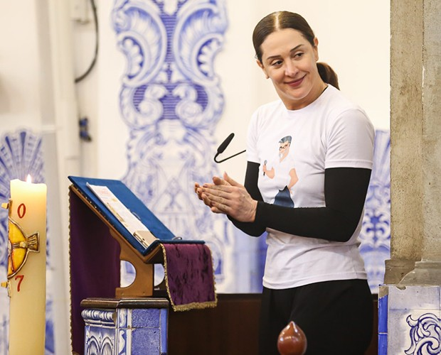 Claudia Raia (Foto: Manuela Scarpa/Brazil News)