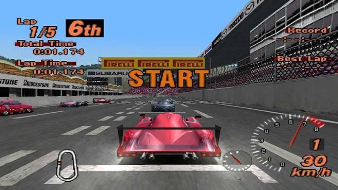 PSOne: confira os games com os melhores gráficos do console (Foto: Reprodução)