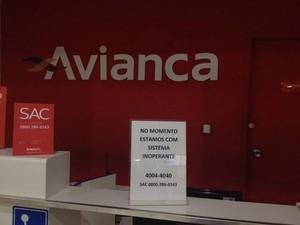 Avião com ameaça de bomba pousa no aeroporto de Porto Velho (Foto: Andreia Gonzalez/G1)