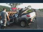 Um morre e quatro ficam feridos após acidente em rodovia de Socorro, SP