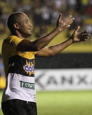 Rodrigo Silva Criciúma Atlético-IB (Foto: Fernando Ribeiro/criciumaec.com.br)