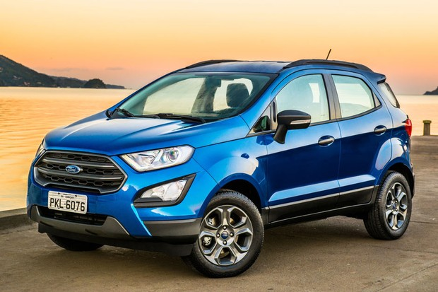 ford ecosport 2018 tem pre os entre r e r auto esporte not cias. Black Bedroom Furniture Sets. Home Design Ideas