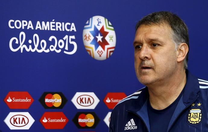 Tata Martino técnico argentina (Foto: Reuters)