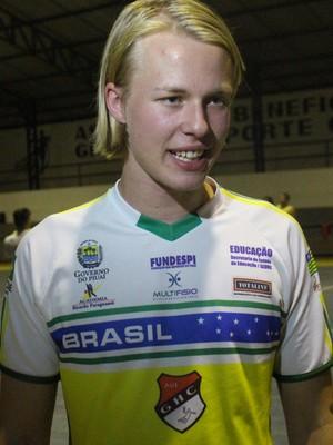 Jacob - Dinamarquês GHC (Foto: Wenner Tito)