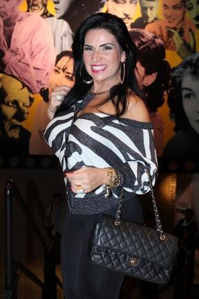 Solange Gomes (Foto: Alex Palarea/Ag News)