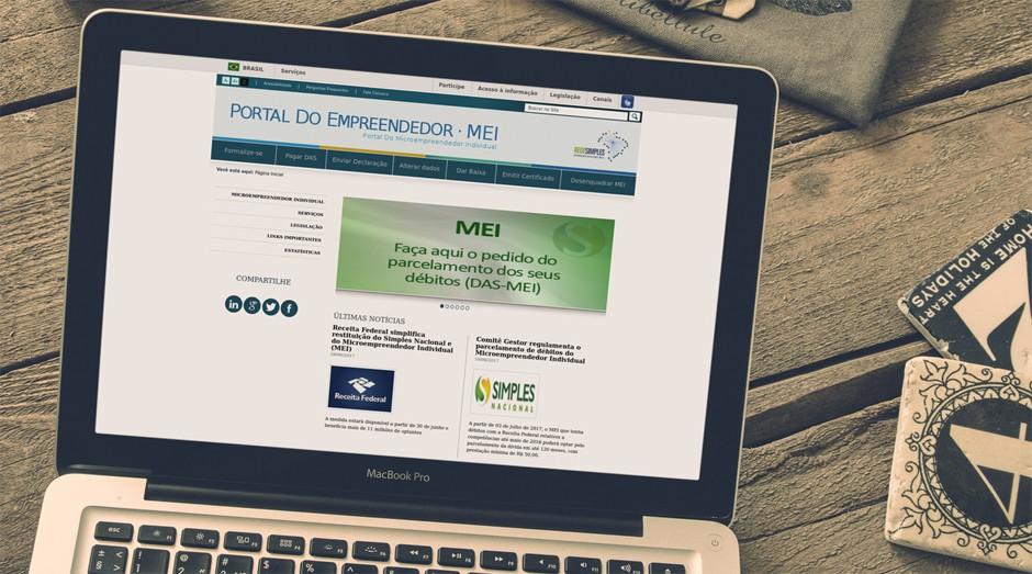Portal do Empreendedor ganha novos recursos  (Foto: Reprodução)