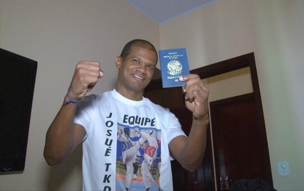 Fábio Santana representa Vilhena nos Jogos Mundiais de Policiais e Bombeiros (Foto: Bom Dia Amazônia)