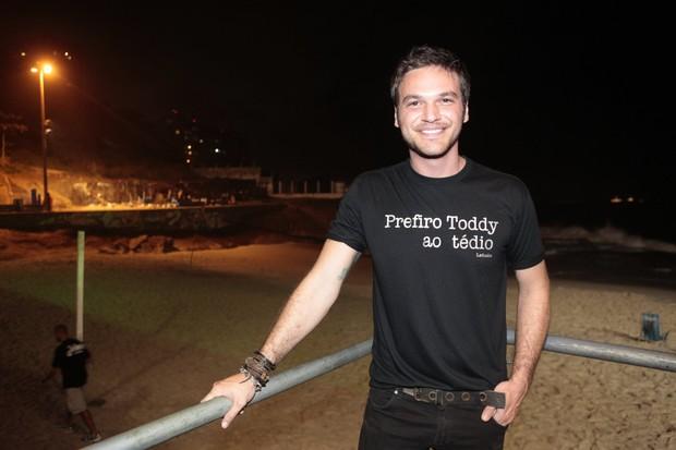 Emílio Dantas (Foto: Isac Luz / EGO)