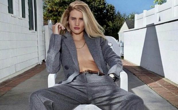 Famosas apostam em ternos sexy (Foto: Reproduo / Instagram)