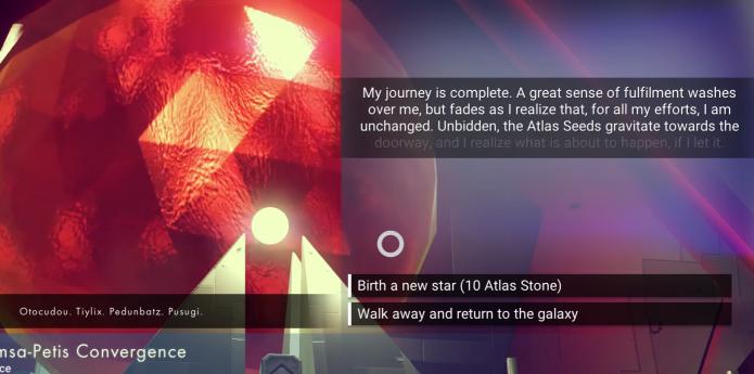 No Mans Sky: 10 Atlas Stone serão necessárias para zerar o game (Foto: Reprodução/Gamepedia)