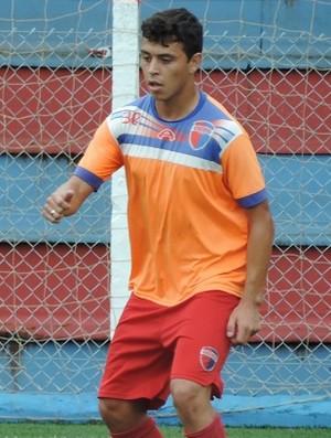Gustavo Laguna, Grêmio Prudente (Foto: João Paulo Tilio / GloboEsporte.com)