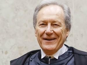 Ricardo Lewandowski toma posse como presidente do Supremo 3 (Foto: Roberto Stuckert Filho/PR)