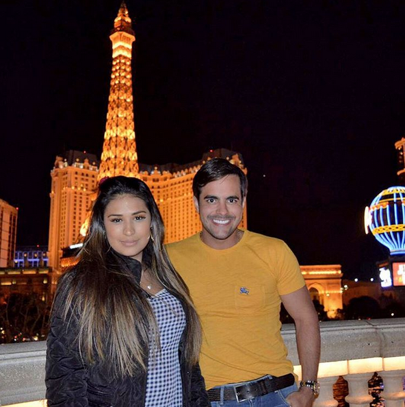 Simone com o marido, Kaká Diniz (Foto: Reprodução / Instagram)