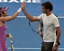 Sem Federer, tenista Martina Hingis não jogará as duplas mistas no Rio