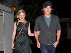 Kirsten Dunst e Garrett Hedlund não estão mais juntos, diz site