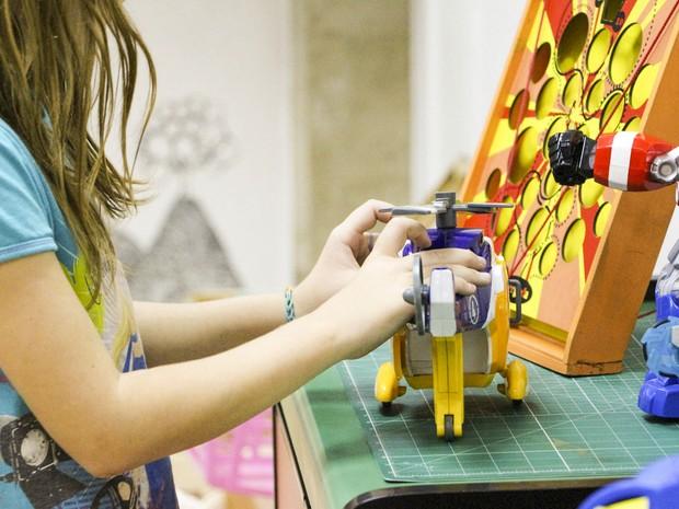 Tema de atividades do projeto Curumim será a Bienal Naïfs  (Foto: Acervo Sesc)
