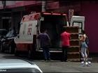 Vídeo flagra ambulância do Samu transportando móveis em Goiás