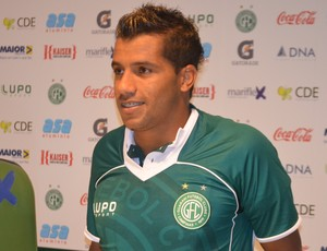 Romário Guarani (Foto: Marcello Carvalho)
