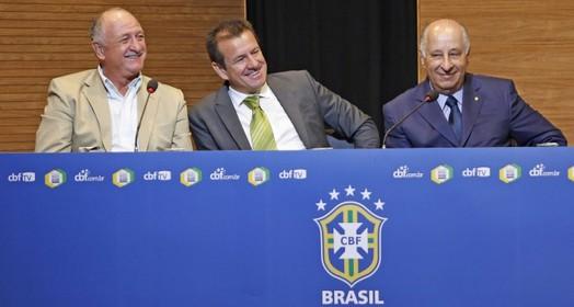o retorno (Rafael Ribeiro / CBF )