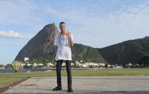 MC Duduzinho (Foto: Fábio Martins / AgNews)