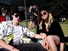 Brooklyn Beckham posta foto fofa com a namorada, Chloë Grace Moretz