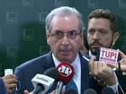 Dilma mentiu quando disse que não faria barganha, diz Cunha