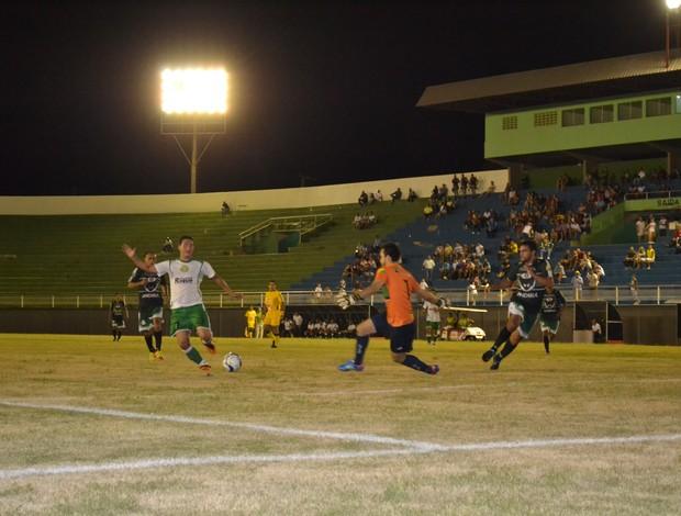 Andirá-AC vence de virada na estreia do Campeonato Acreano (Foto: Wescley Camelo)