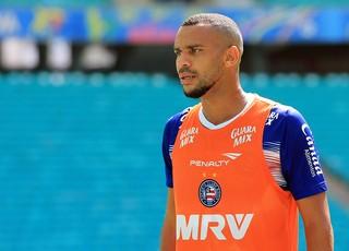 Robson; Bahia (Foto: Felipe Oliveira/Divulgação/EC Bahia)