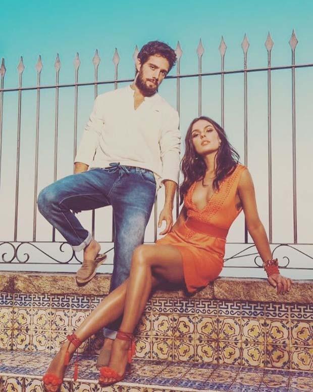 Rafael Cardoso e Isis Valverde (Foto: Instagram / Reprodução)