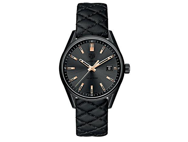 Relógio Tag Heuer, R$ 11.200 (Foto:   Fotos: Rafael Pavarotti (SD MGMT) / Imaxtree / Divulgação)