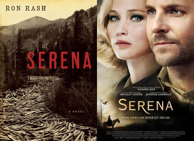 Serena, Ron Rash (Foto: Divulgação)