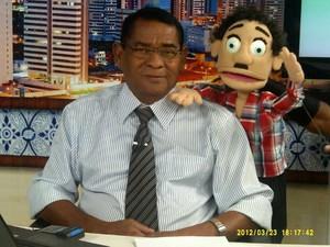Jairzinho da Silva morreu no início da tarde desta sexta-feira (4) (Foto: Divulgação)