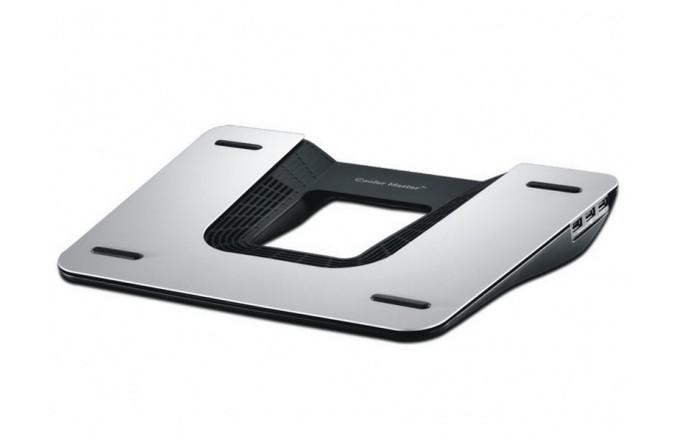 Cooler Master Infinite EVO é ideal para ser usado sobre a mesa ou o colo do usuário (Foto: Divulgação/Cooler Master)