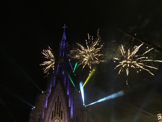 Última apresentação do Simplesmente Natal foi domingo (25) (Foto: Mara Polo/Divulgação)