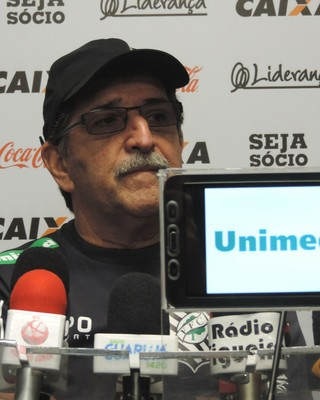 René Simões Figueirense (Foto: Diego Madruga)