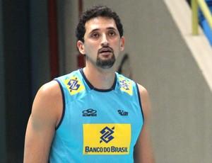 Maurício Souza jogador de vôlei (Foto: Rogerio Lauback / CBV)