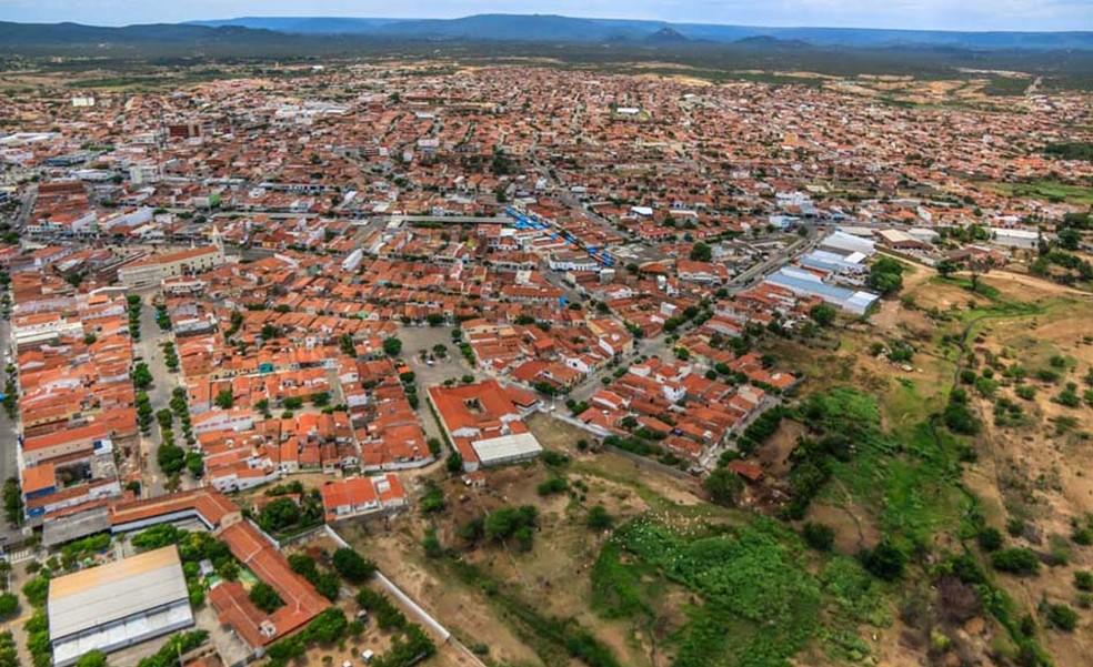 Operação aconteceu em Currais Novos e em outras três cidades  (Foto: Canindé Soares)