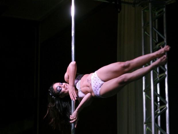Bianca Santhany conquistou o 1º lugar na categoria nacional na 2ª