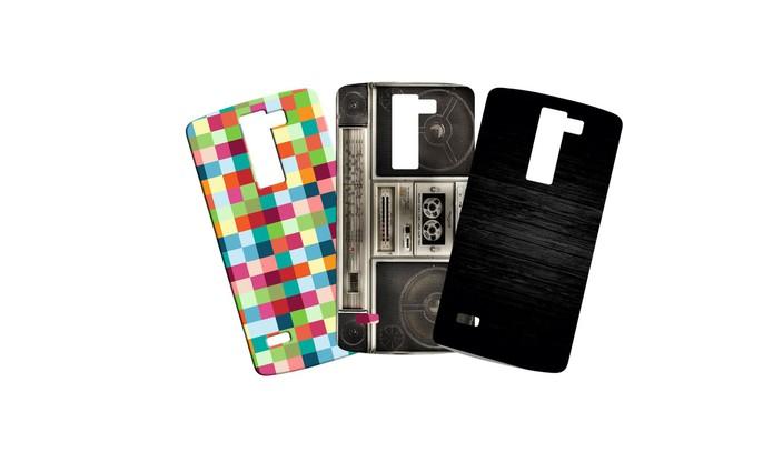 Capas estampadas e divertidas para LG G3 Stylus (Foto: Divulgação/mateki)