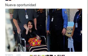 Vítima do acidente da Chape revela que está sendo cobrada por hospital