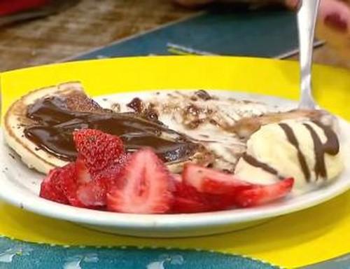 Panqueca - Pato Donald's Pancakes