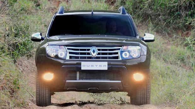 Veja galeria de fotos do Renault Duster