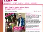 Justin Bieber e Selena Gomez dão nova chance ao amor, diz site