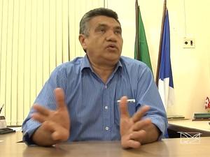 Novo prefeito de Santa Inês (MA) enfrenta obstáculos na gestão do município (Foto: Reprodução / TV Mirante)
