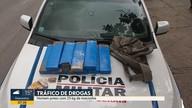 Homem é preso suspeito de tráfico de drogas em Belo Horizonte