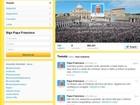 No Twitter, Papa pede que jovens rezem para conhecer Jesus