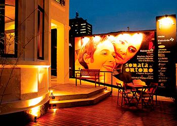 """O teatro abriu suas portas em junho de 2005 com a peça """"Sonata de Outono"""" (Foto: divulgação)"""