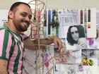 Carnavalesco-revelação quer 'resgatar orgulho' da Mangueira na Sapucaí