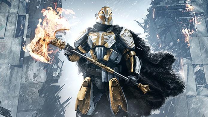 Destiny ganha a mega expansão Rise of Iron (Foto: Divulgação/Activision)